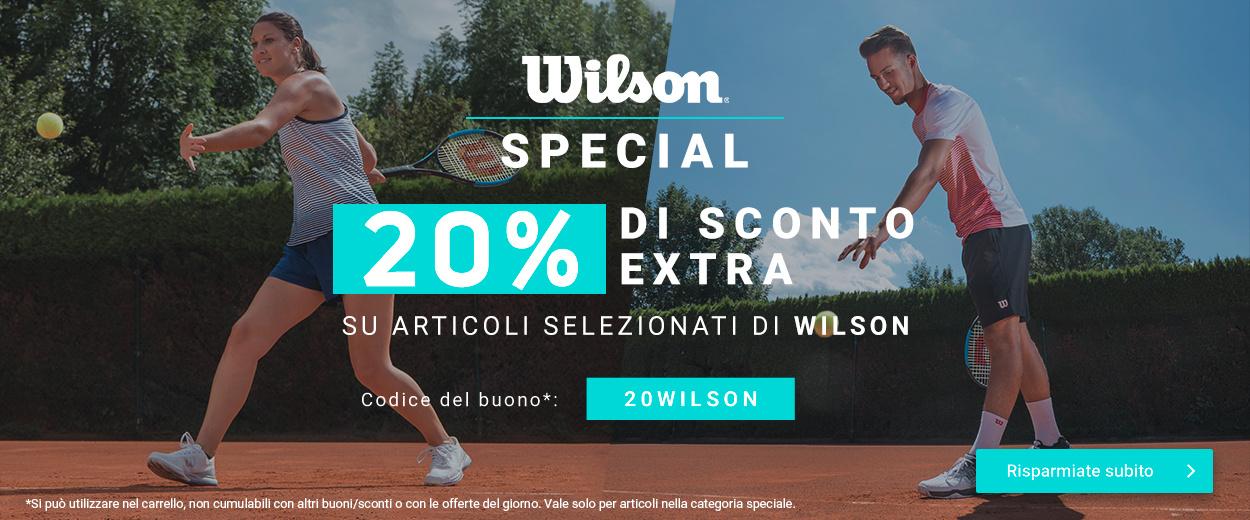 Wilson -20%