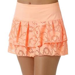 Hot Line Pleat Tier Skirt Women