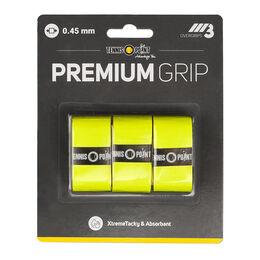 Premium Grip gelb 3er