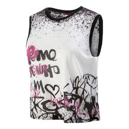 All City High Low Tank