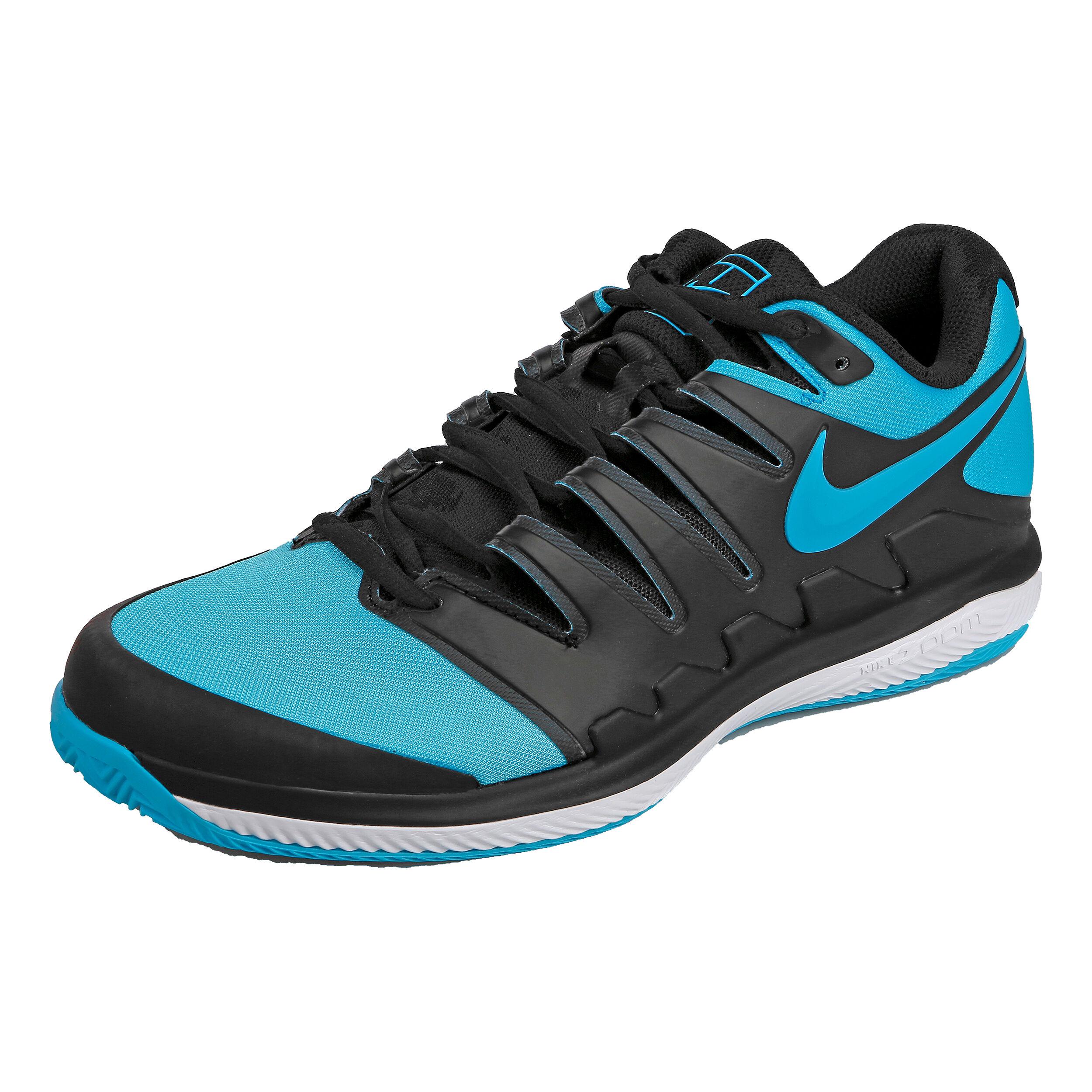 Nike Air Zoom Vapor X Clay Scarpa Per Terra Rossa Uomini Nero, Blu