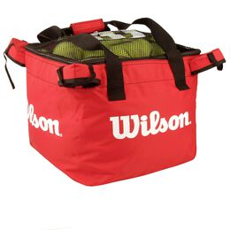 Tennis Teaching Cart Red Bag