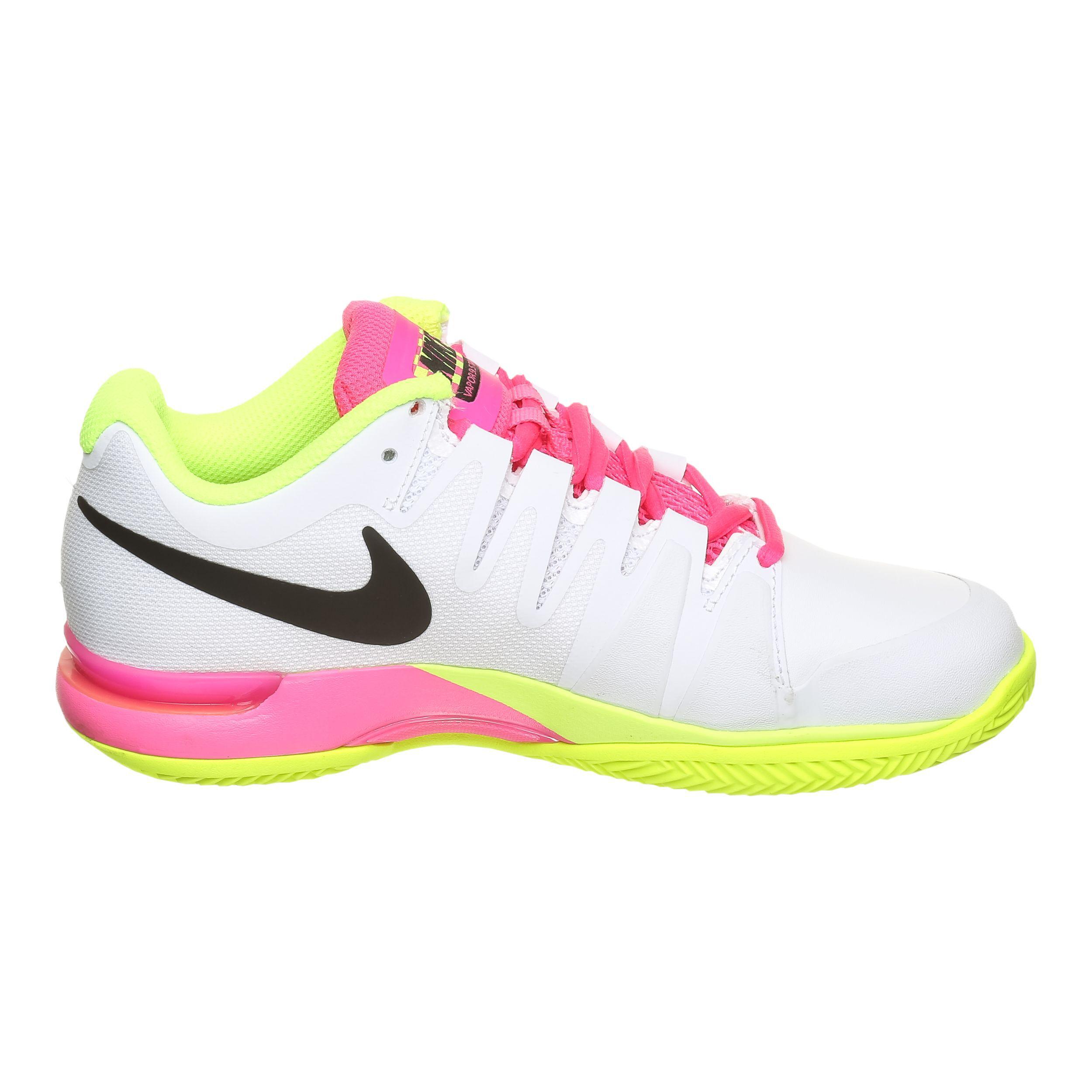 Nike Zoom Vapor 9.5 Tour Clay OrangeWhite | accessori moda