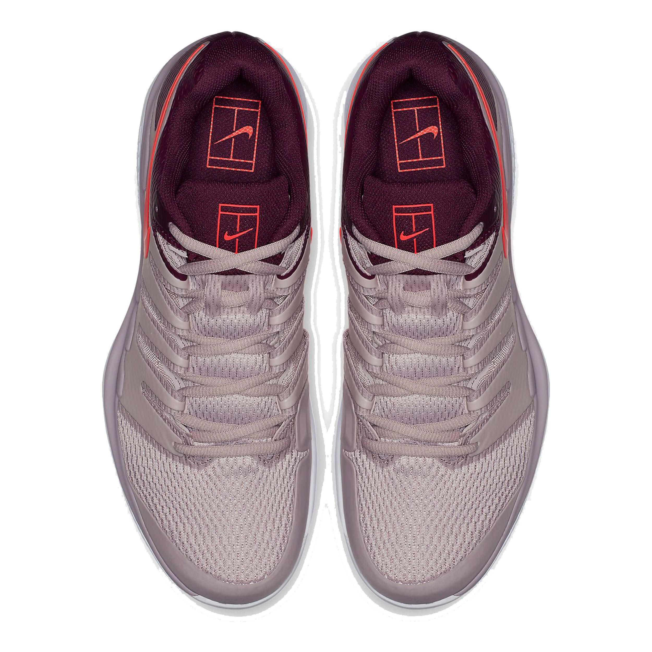 Scarpe Da Tennis Donna Nike Air Zoom Vapor X Bordò