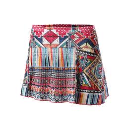Around The Block Pleated Skirt