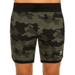 Camo Shorts Men