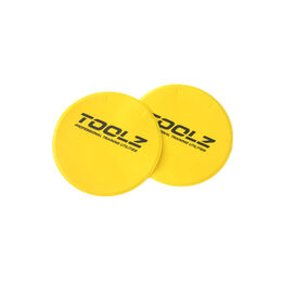 Markierungs - Kreise (4er Pack) gelb
