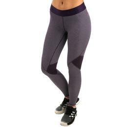 AlphaSkin Sport Heather Long Tight Women