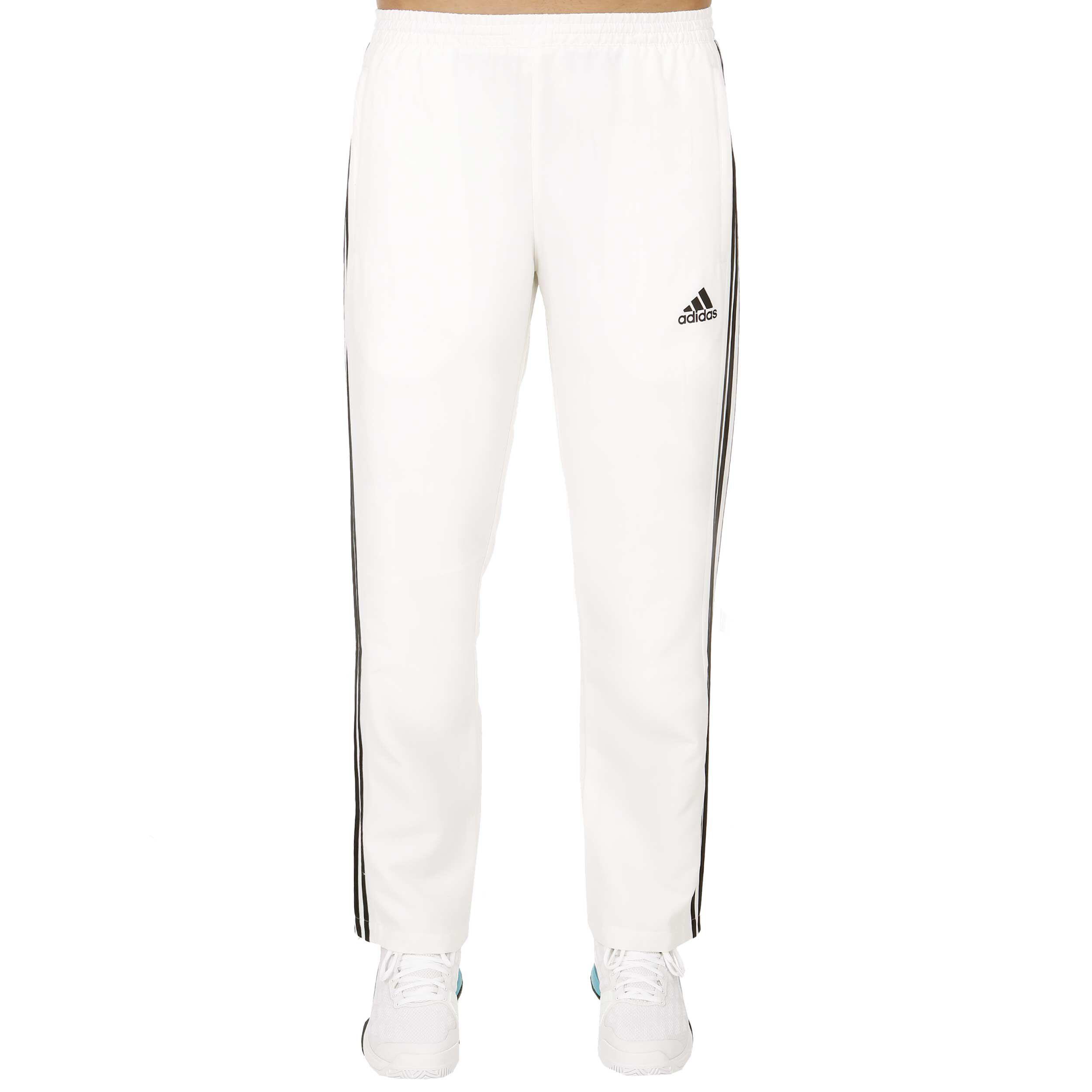 adidas T16 Team Pantalone Da Allenamento Uomini Bianco