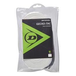 D TAC GECKO-TAC OVERGRIP WHITE 30PCS REEL