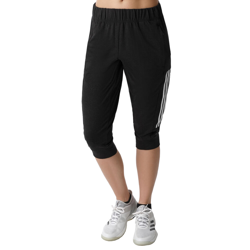 Image of 3-Stripes Knitted Pantalone Da Allenamento Donna