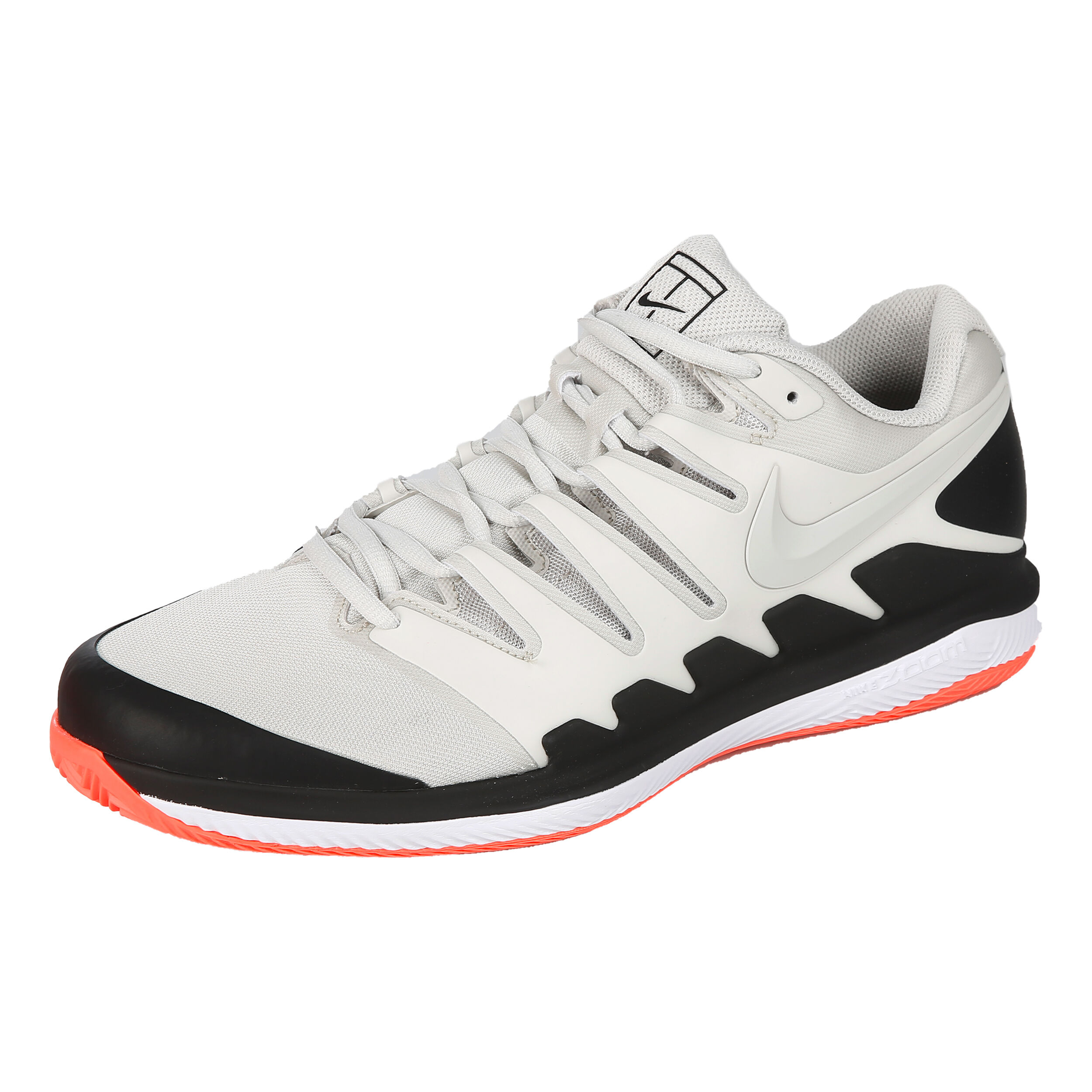 Nike Air Zoom Vapor X Clay Scarpa Per Terra Rossa Uomini Beige, Nero