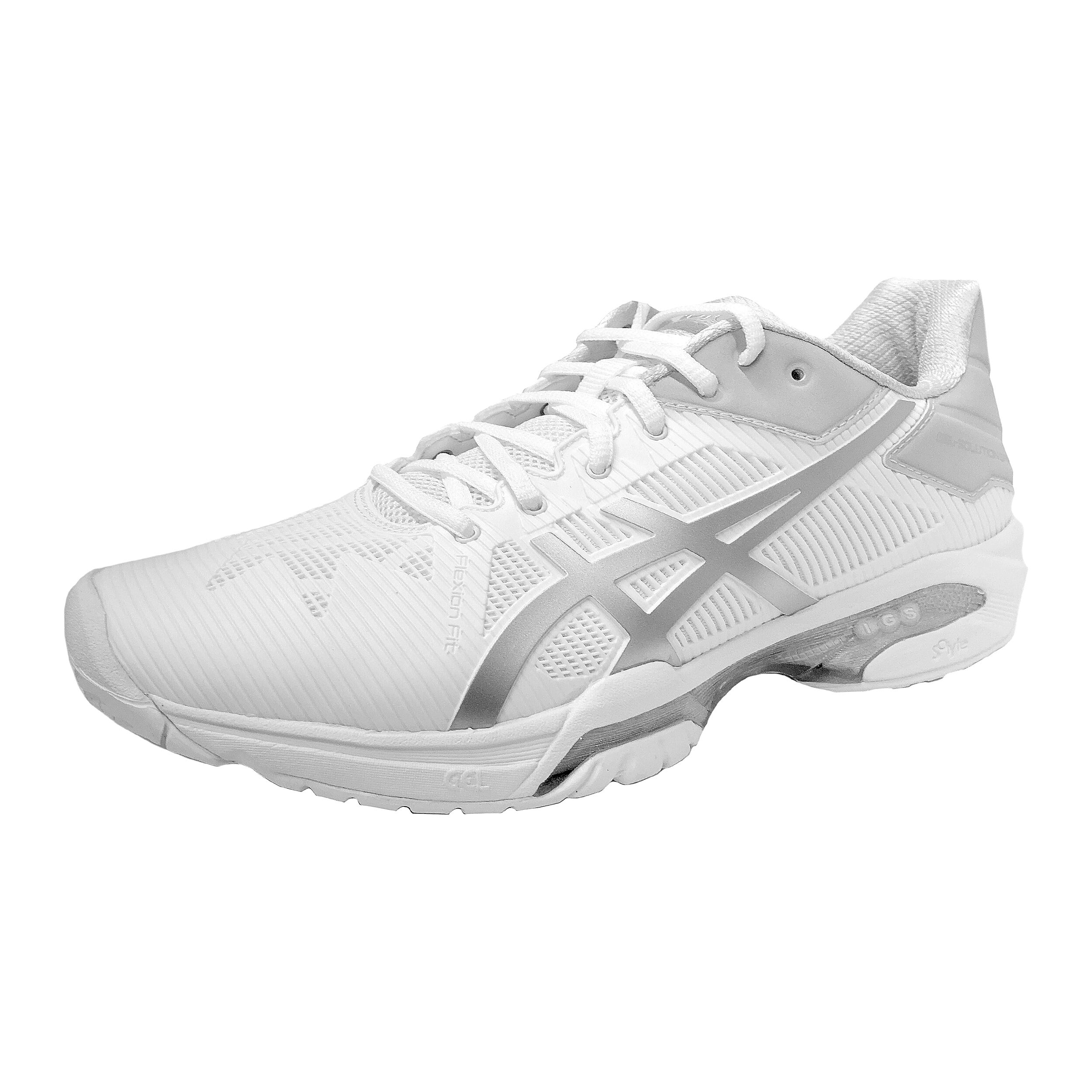 ASICS Gel Solution Speed 3 Women's Sports Shoes Adidas, PNG