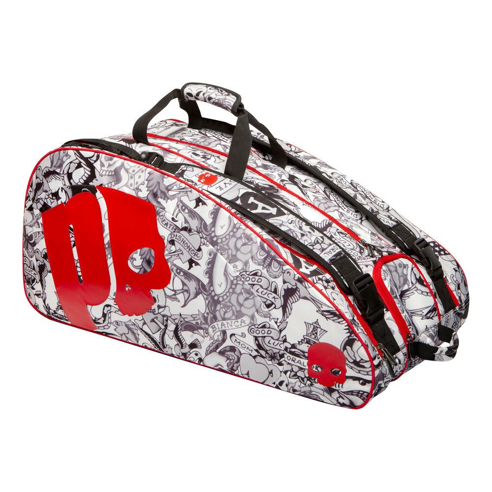 Image of O3 Tattoo Bag Borsa Per Racchetta