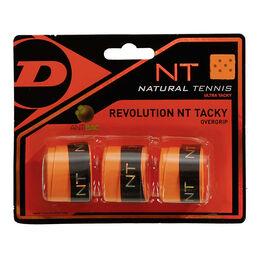 Revolution NT Tacky Overgrip orange 3er